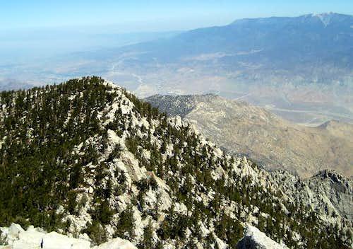Folly Peak