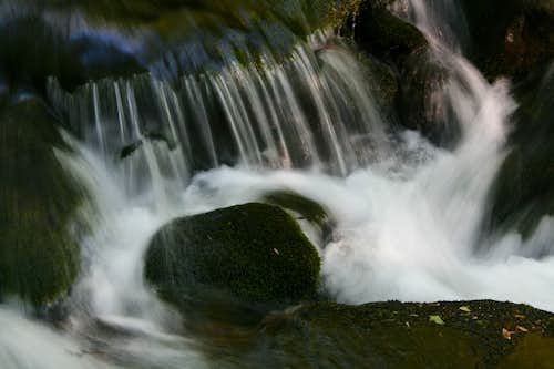 Buck Hollow Cascade