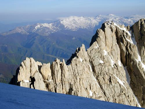Corno Piccolo South Ridge