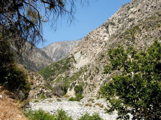 South Fork Canyon