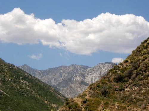 Lytle Creek Canyon