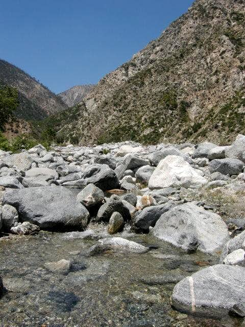 South Fork Lytle Creek