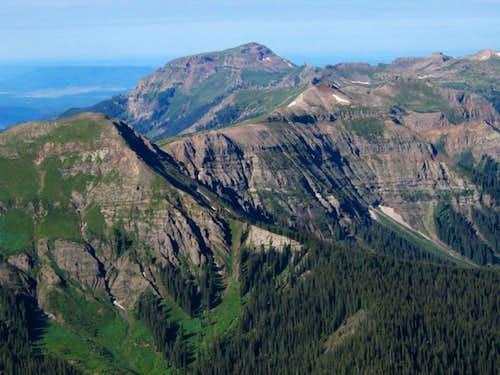 Blackhead Peak