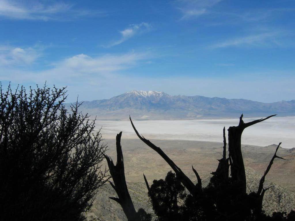 PIlot Peak dominates