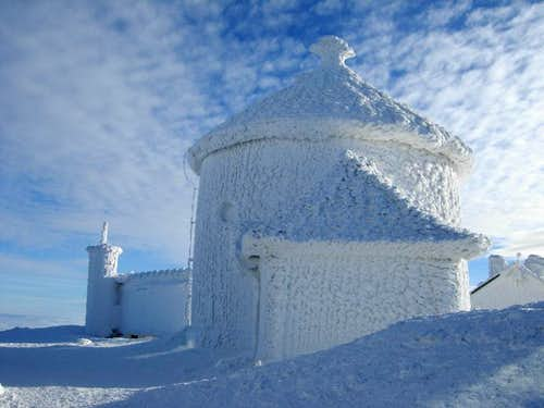 The Chapel on Snezka