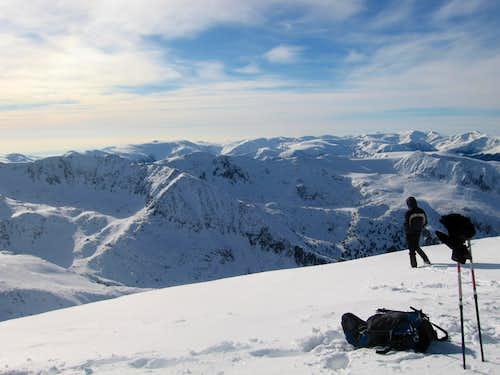 Retezat- winter 2008