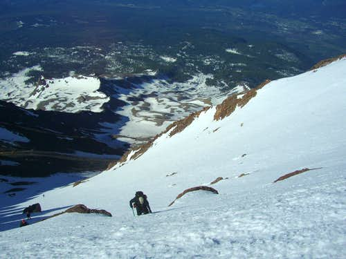 Mt. Shasta May \'08