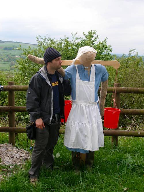 I love scarecrow