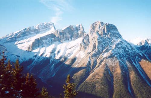 Three Sisters from East