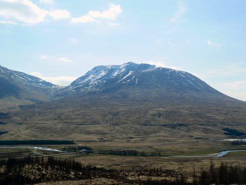 Beinn an Dothaidh (1004m)