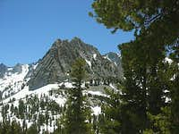 Crystal Crag from Adjacent Ridge