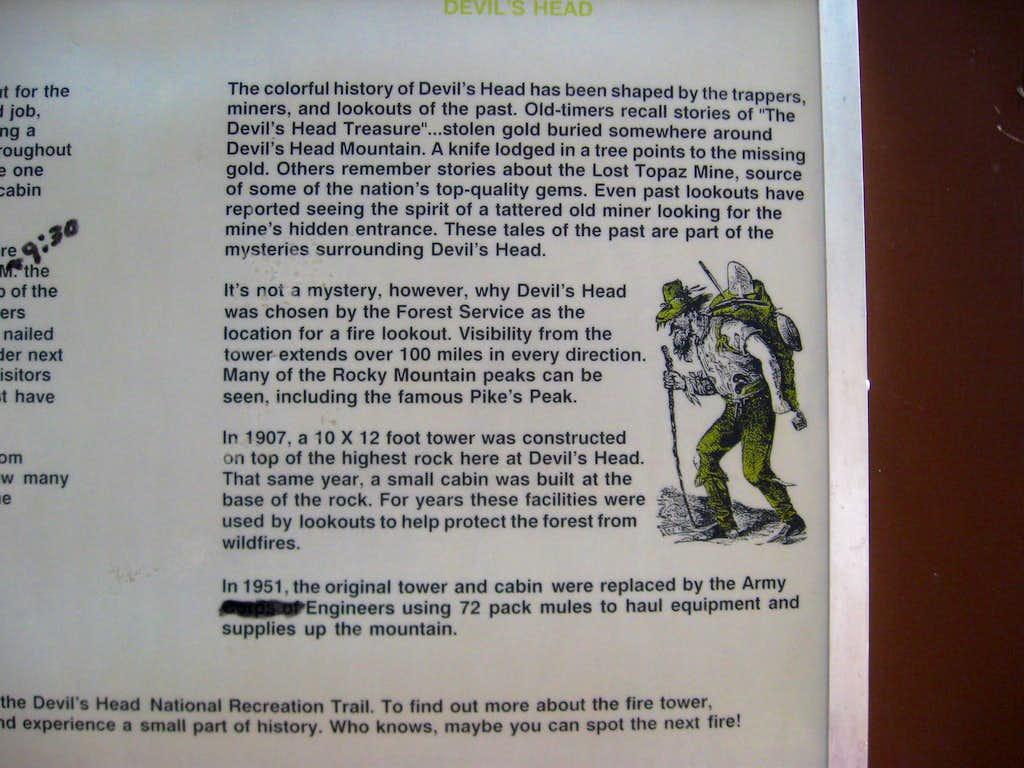Fire Lookout info pt. 2