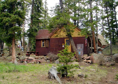 Devil\'s Head Ranger Cabin