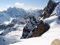 Eldridge Glacier, AK