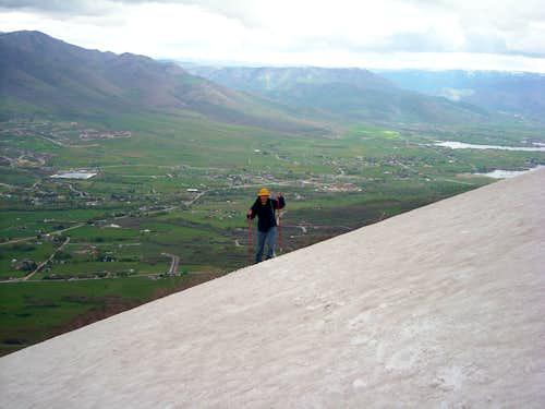 Ridge top