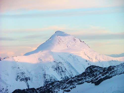 Aletschhorn (4193m)