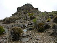 Summit cap-rock