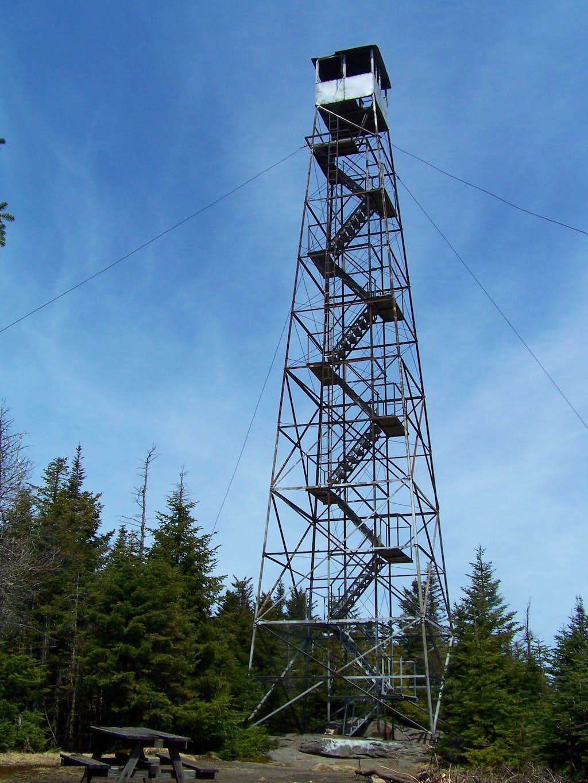 Wakely Mountain Firetower   Photos  Diagrams  U0026 Topos
