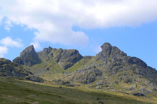 Corbetts of the Grampian Mountains