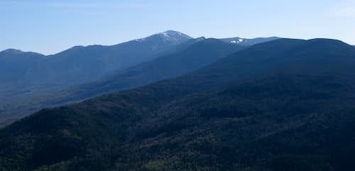 Mt. Washington from Mt. Avalon