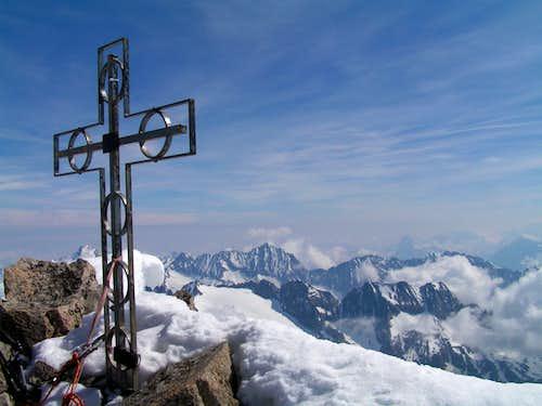 Summitcross Dammastock 3630m