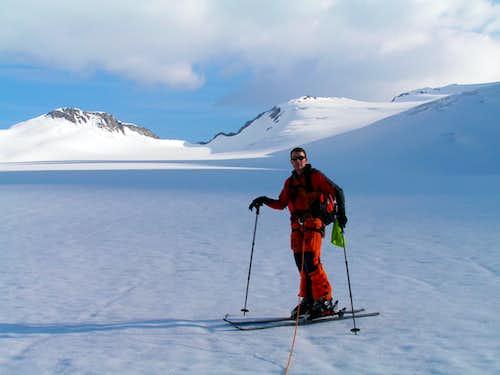 On the Rhone Glacier