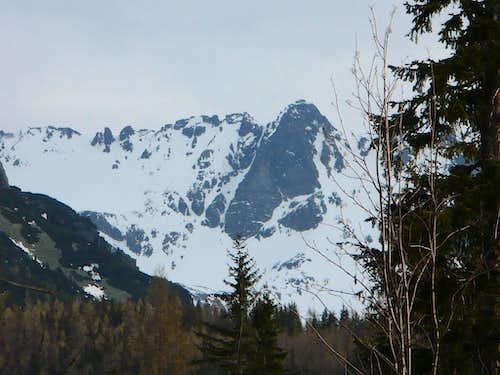 Volia veža (2370 m)