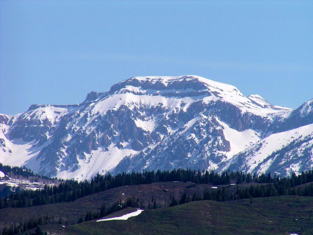 Palmer Peak