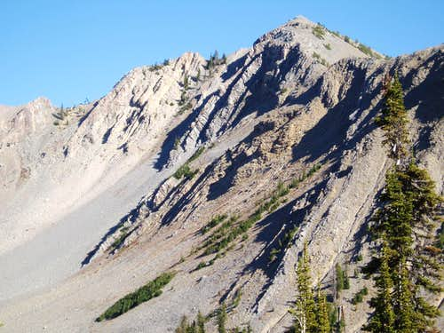 Sheep Creek Peak