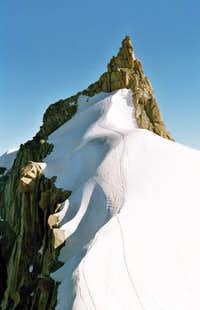 Aiguille du Plan as seen from...