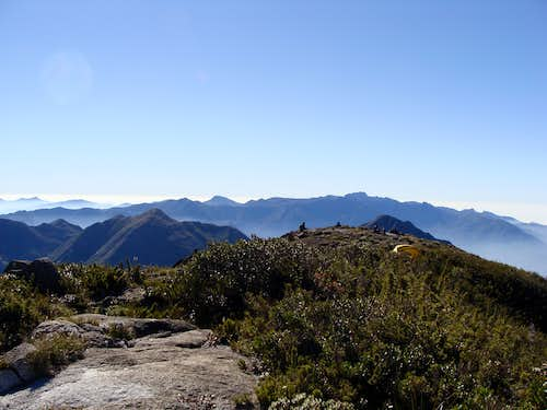 Overview from the summit