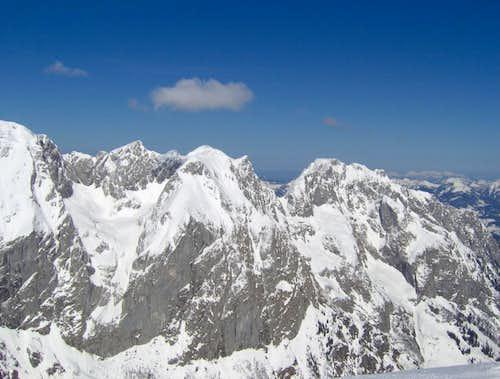 Großer Archenkopf, 2.391m