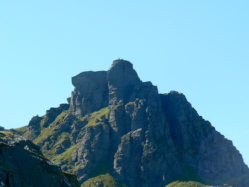 The Northern Peak of..