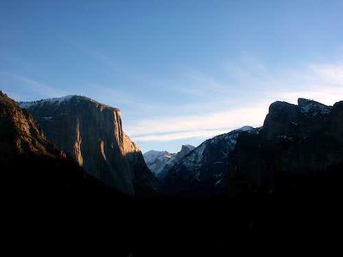 Early morning in Yosemite...