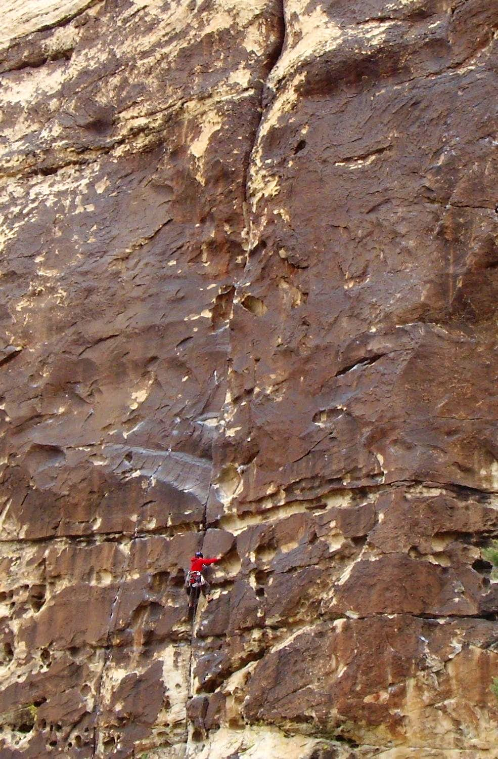Ragged Edges Area, 5.5-5.12d