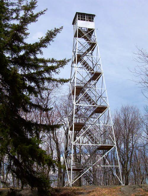 Kane Mtn. Fire Tower