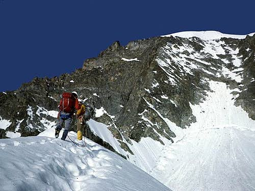 on the ridge - 1