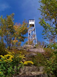 Hadley Mtn. Fire Tower