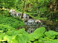 Fátyol waterfall