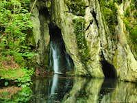 Rock-spring (at Szalajka Valley)