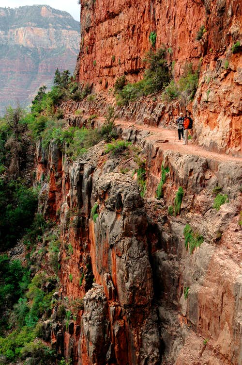 North Kiabab Trail, Grand Canyon