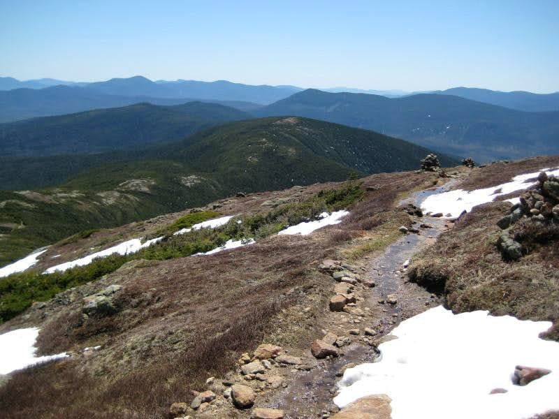View south from Mt. Eisenhower