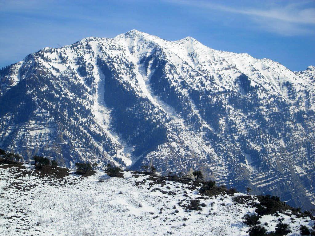 Cascade Mountain : Photos, Diagrams & Topos : SummitPost