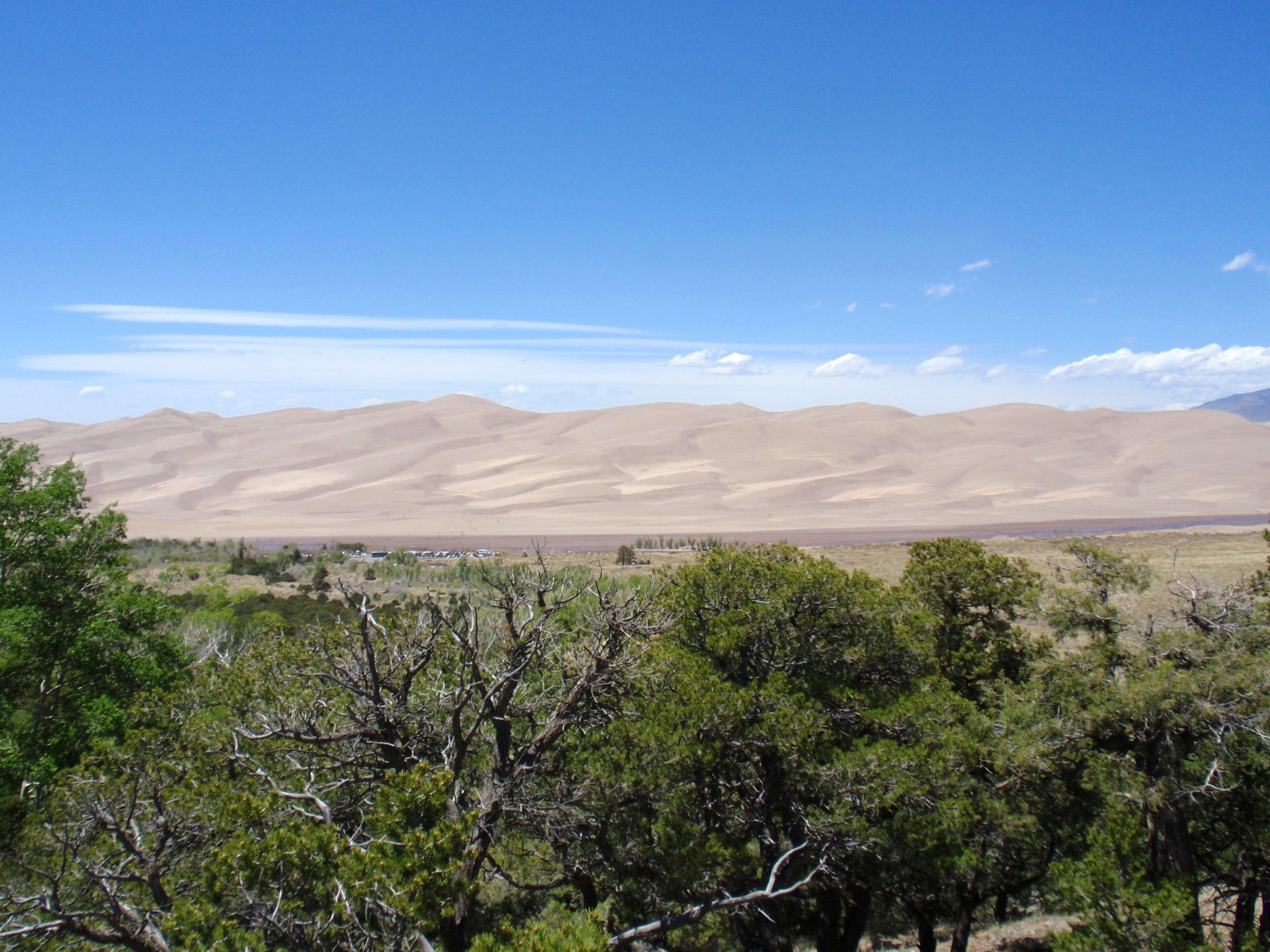 Oh My God, We\'re All Duned!!-Mosca Pass To Great Sand Dunes.