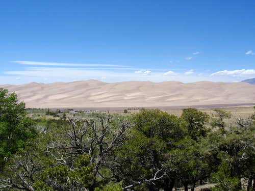 Oh My God, We're All Duned!!-Mosca Pass To Great Sand Dunes.