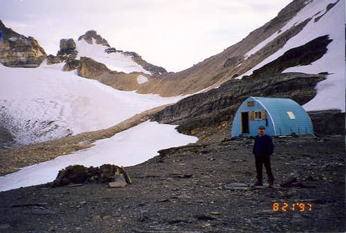 Assiniboine/Hind Hut
