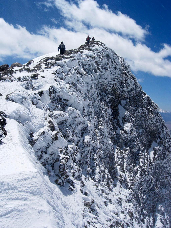 Challenger Point Summit Ridge