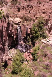 Jemez Mountains Region, New Mexico