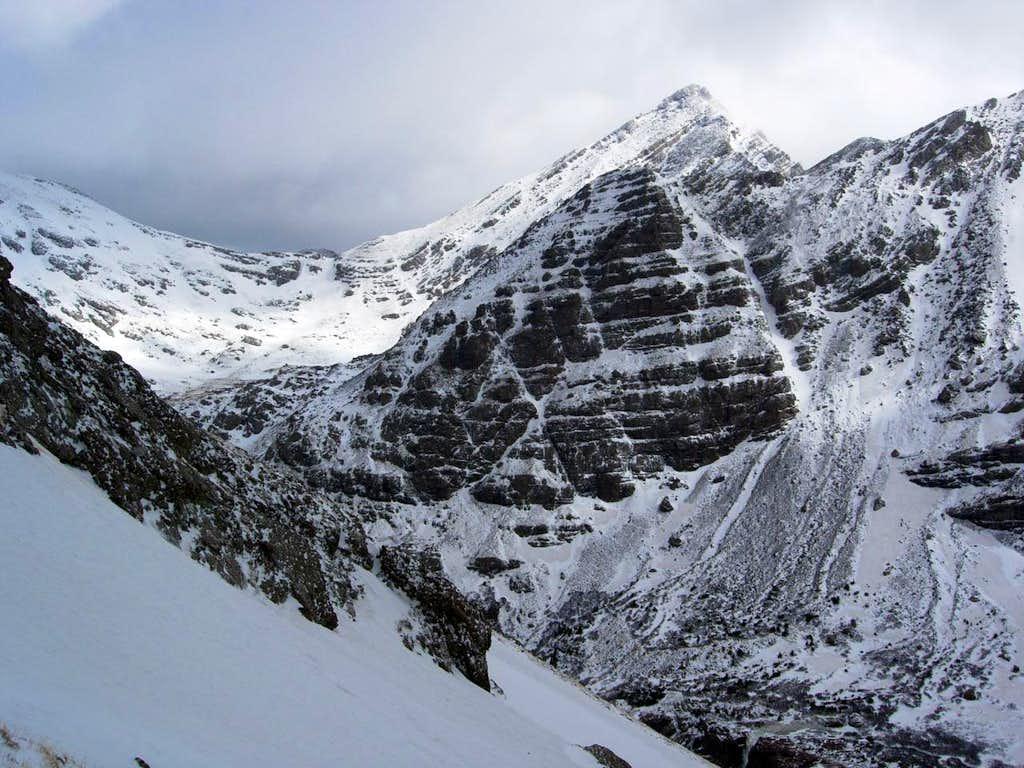 Mt. Adams, 13,950 ft.