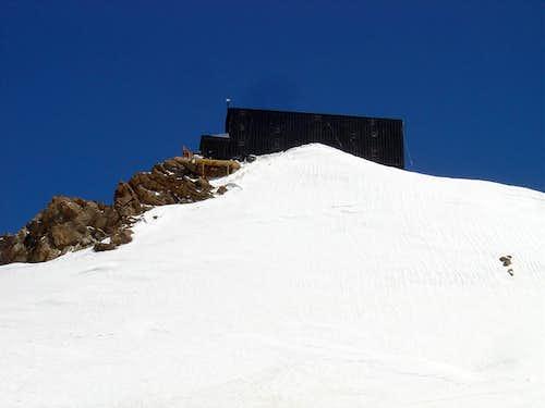 Signalkuppe 4554m / Rifugio Regina Margherita